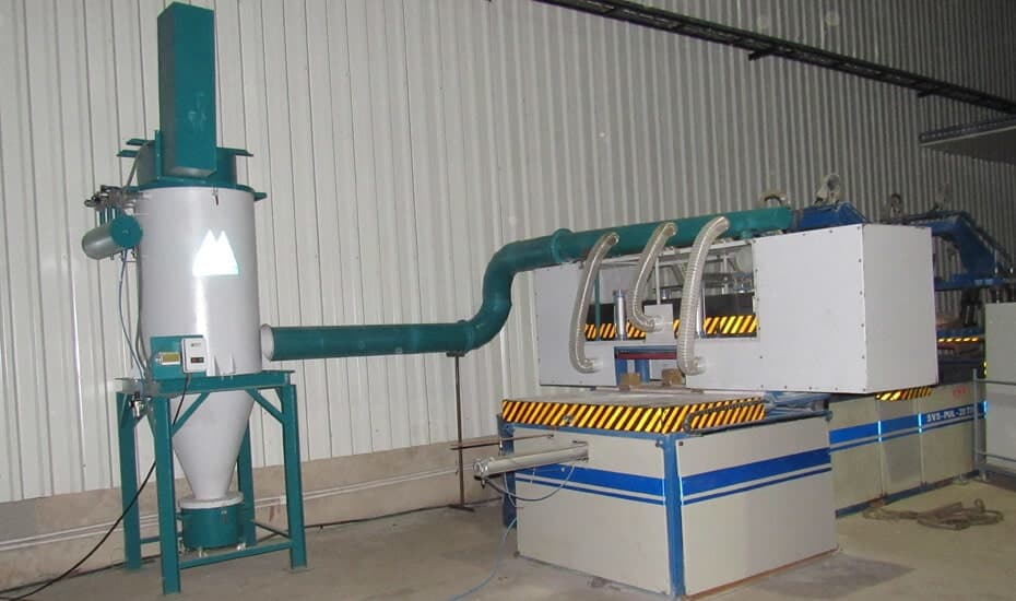 Downflow Dust Collector - 3