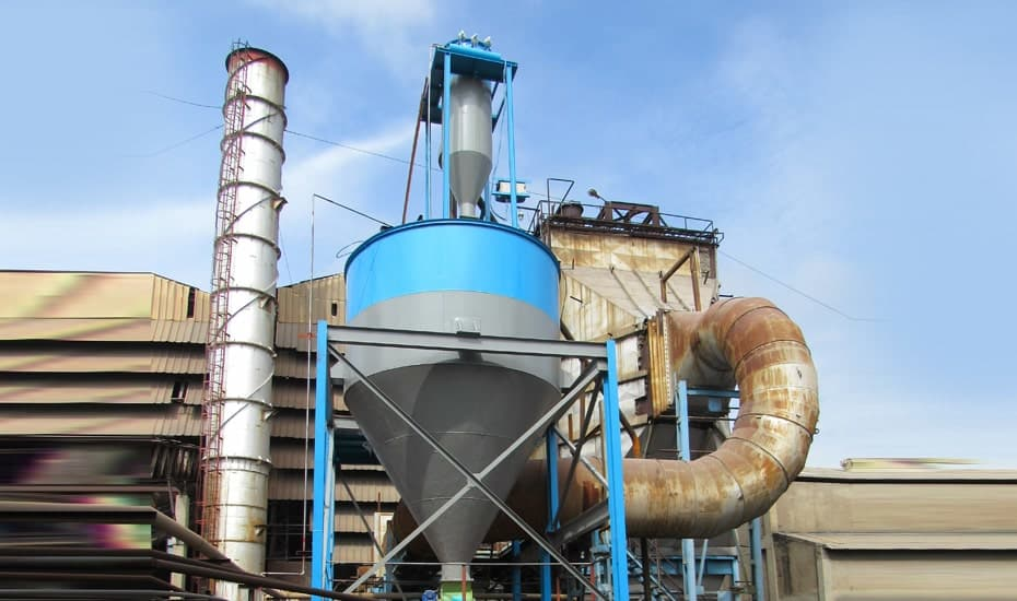 Bulk Handling Equipment Machines - Pneumatic Conveyor
