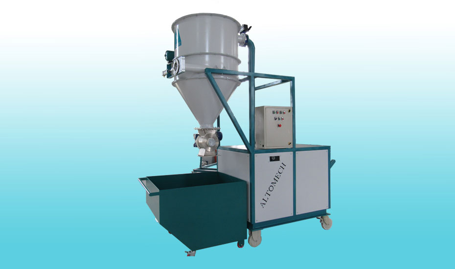 Vacuum Conveyor Machine